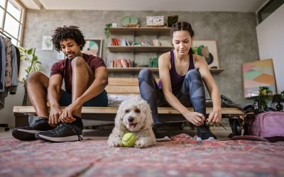 6 dicas para começar a correr com seu cachorro